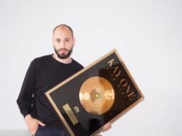 Fritz Michallik - Goldene Schallplatte - Kay One